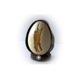 Huevo de pascua chocolate artesanal gourmet x 350 grs
