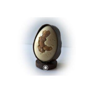 Huevo de pascua chocolate artesanal gourmet x 250 grs